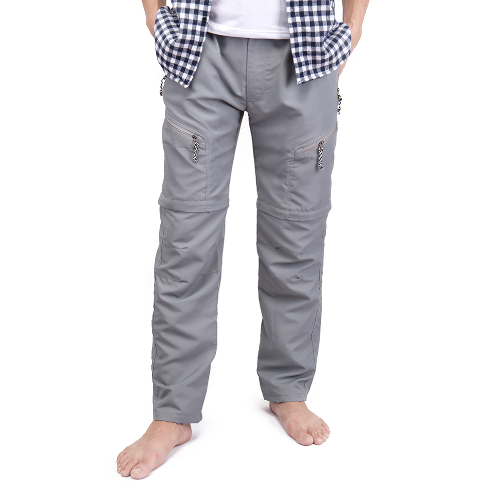 US-MENS-CONVERTIBLE-PANTS-QUICK-DRY-ZIP-OFF-SHORTS-OUTDOOR-HIKING-TROUSERS-S-3XL thumbnail 6