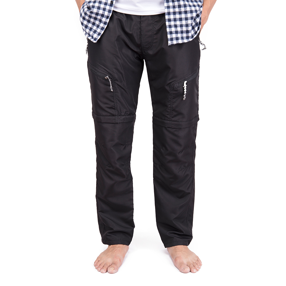 US-MENS-CONVERTIBLE-PANTS-QUICK-DRY-ZIP-OFF-SHORTS-OUTDOOR-HIKING-TROUSERS-S-3XL thumbnail 8