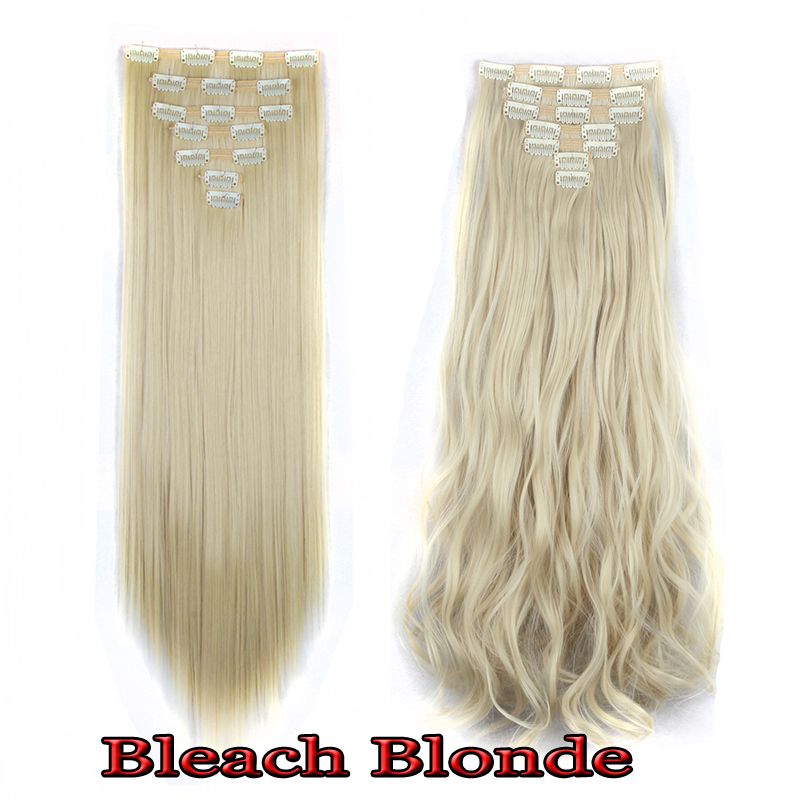 Us fashion clip in hair extensions synthetic full head look as us fashion clip in hair extensions synthetic full pmusecretfo Image collections