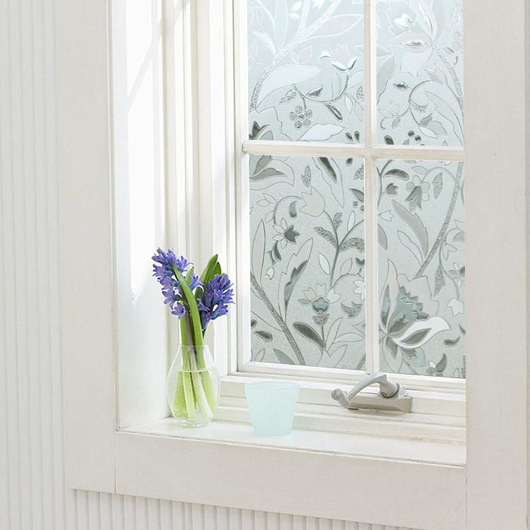45 500cm Waterproof Frosted Privacy Bedroom Bathroom Window