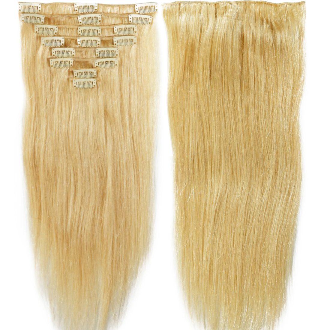 Excellent 100 real cheap thick clip in remy human hair extensions excellent 100 real cheap thick clip in remy pmusecretfo Choice Image