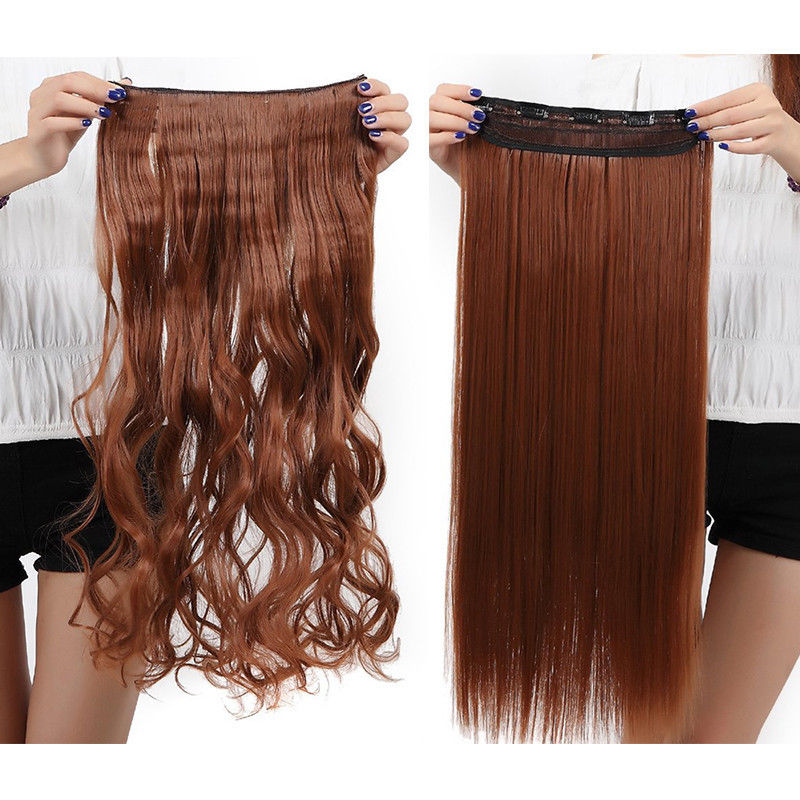 Extra thick long curly ombre one piece full head clip in hair extra thick long curly ombre one piece full pmusecretfo Images