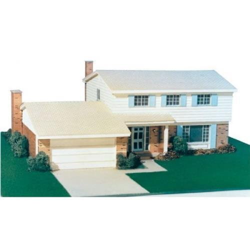 Generic 1 4 Quot Scale Architectural Model Kit Ebay