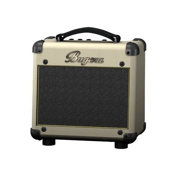 bugera 555 22840 15 watt guitar amplifier 2 channel tube 1 x 8 combo ebay. Black Bedroom Furniture Sets. Home Design Ideas