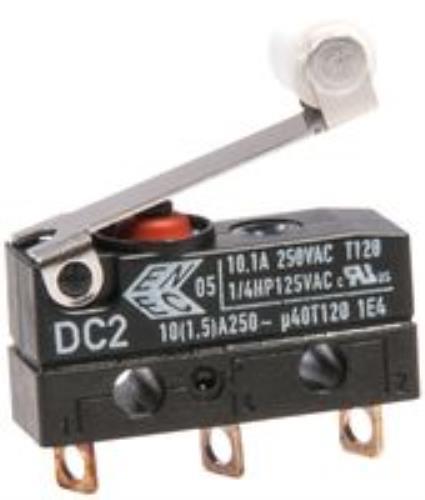 Spdt 5a 250v Roller Lever 2X No.05M2164 Honeywell S/&C Zm50e10e01 Micro Switch