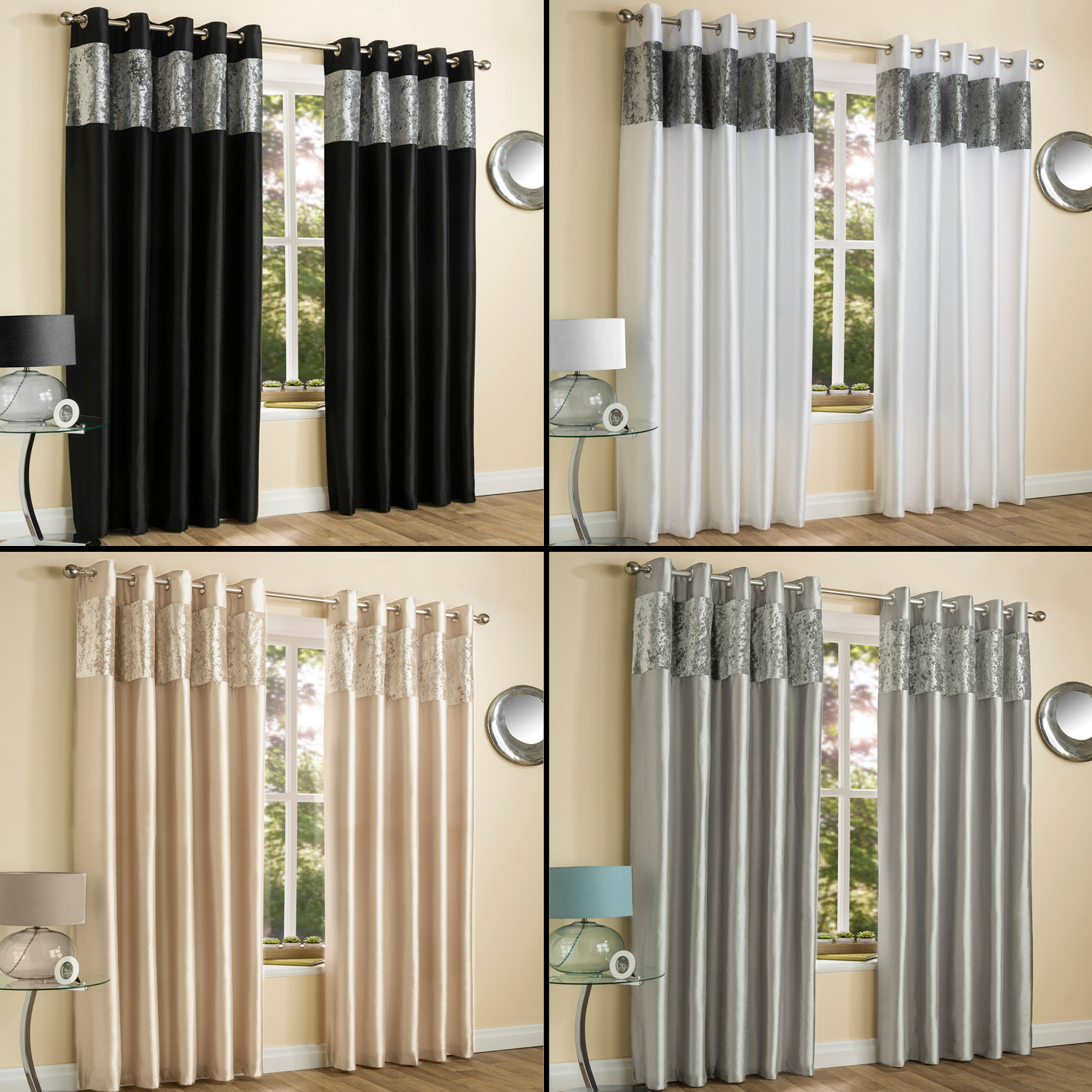 room hang marquee beautiful pleat to flared pinch living curtain silk panels drapes of faux