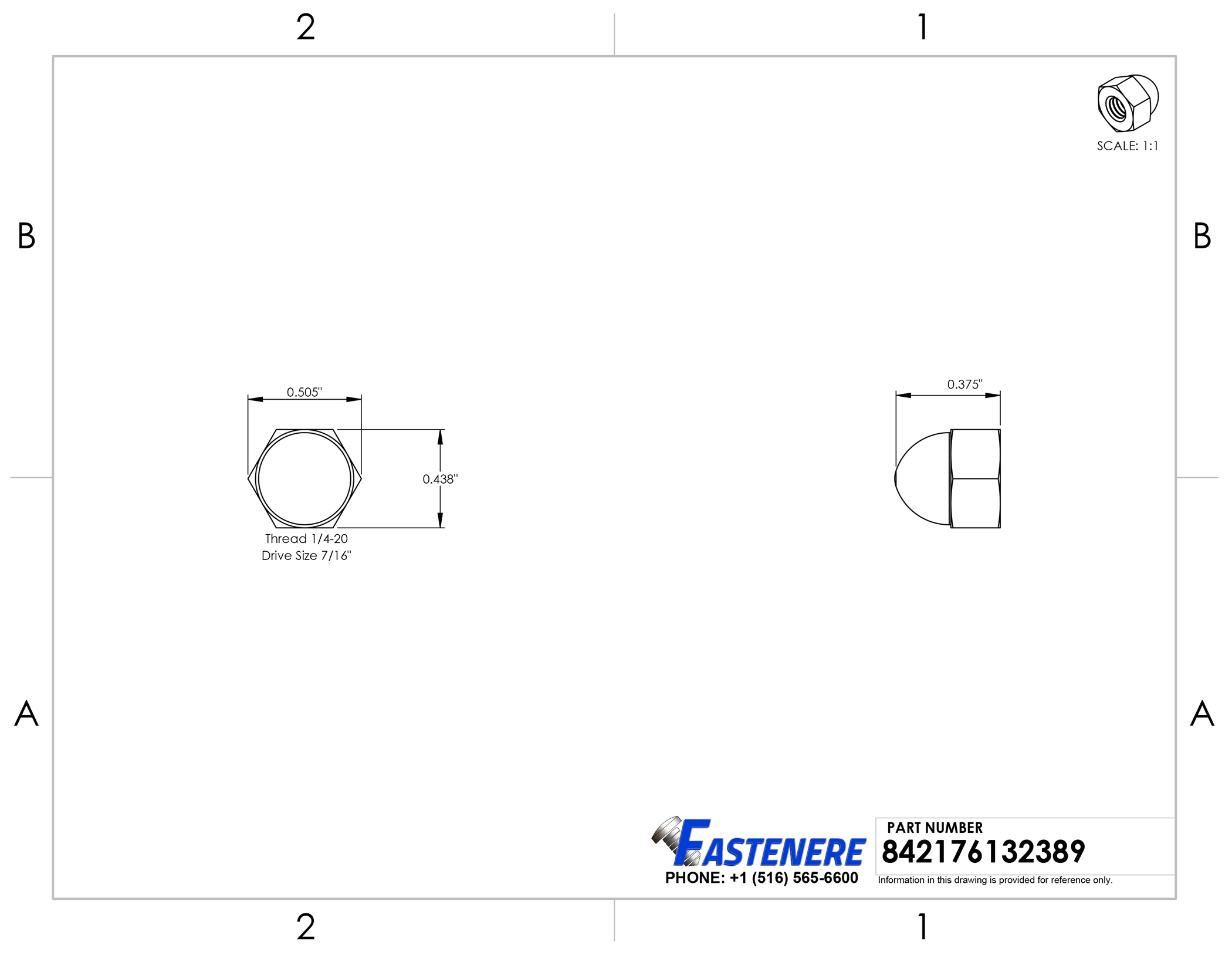 Commercial Solid Brass Plain Finish Grade 360 Quantity 50 10-32 Hex Cap Nuts