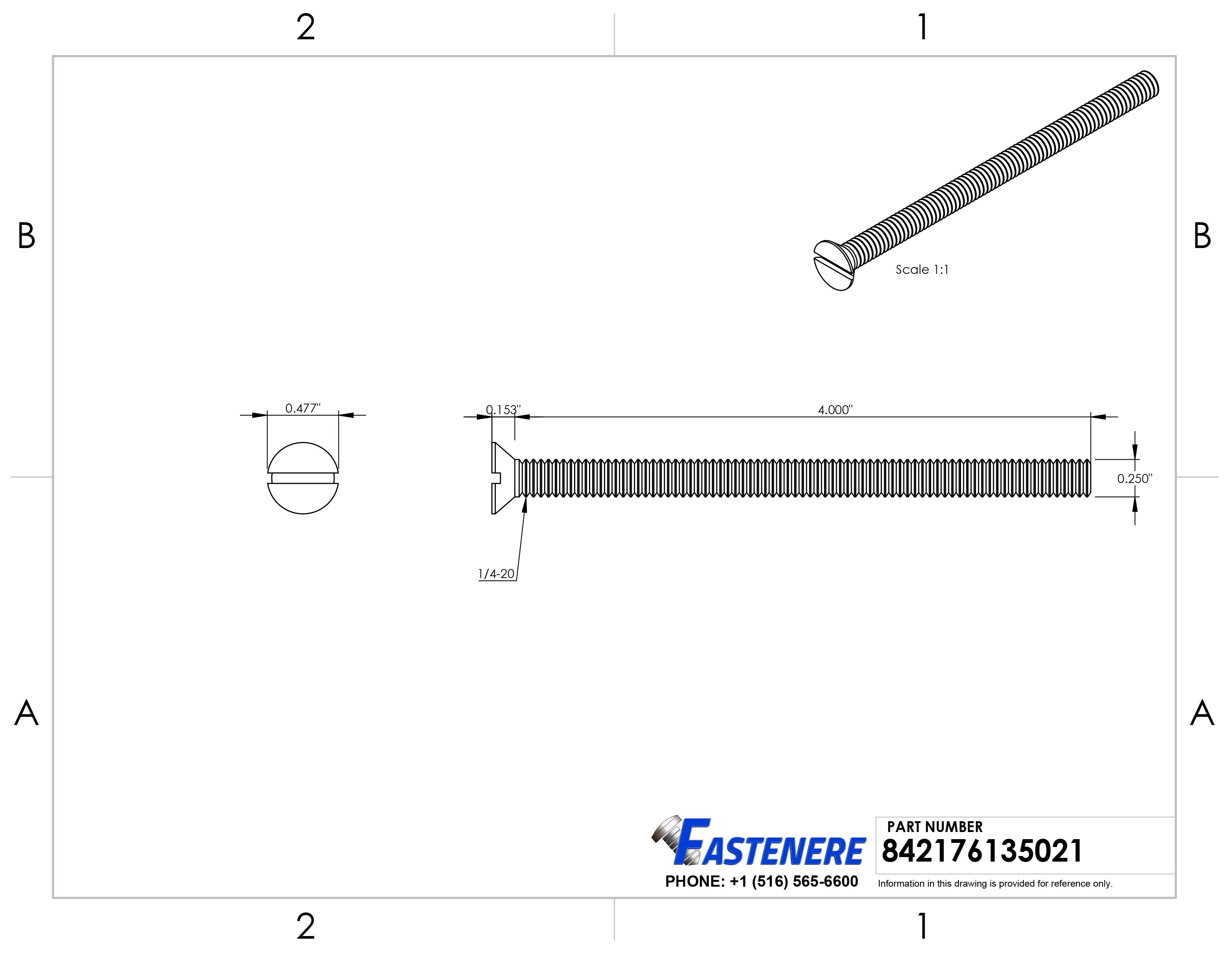 Details about 1/4-20 Flat Head Countersink Machine Screws Slotted Drive  Stainless All Sizes