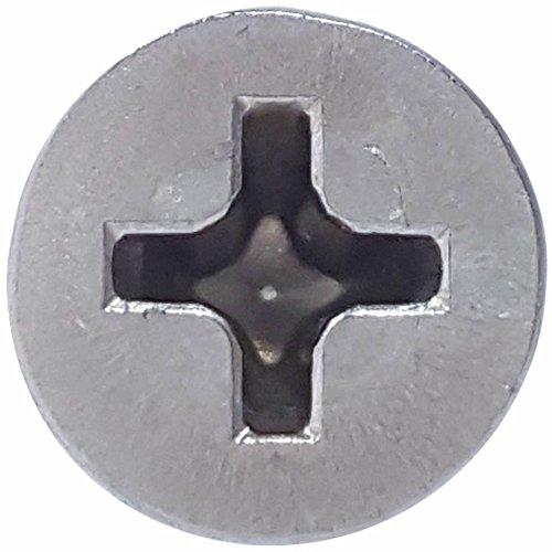8-Wood-Screws-Phillips-Flat-Head-Stainless-Steel-316-Marine-Grade-All-Lengths thumbnail 30