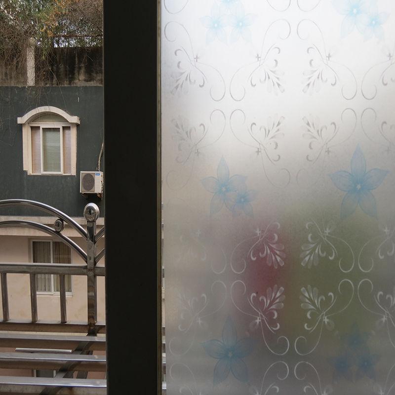 Office Graphic Home Glass Window Door Privacy Film Vinyl Decal