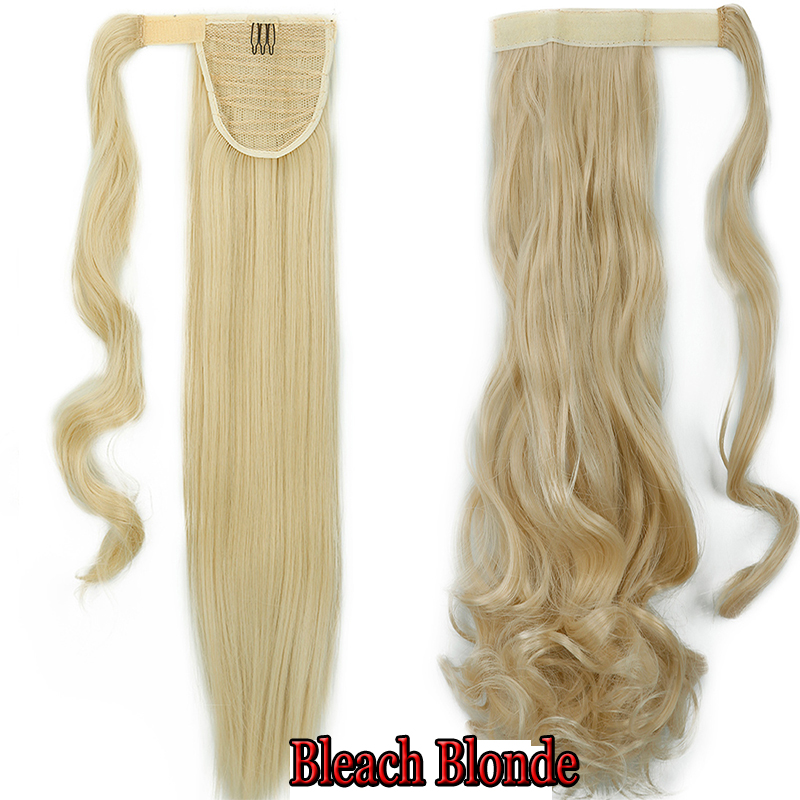 Good Price Real As Human Wrap Around Ponytail Clip In On Hair