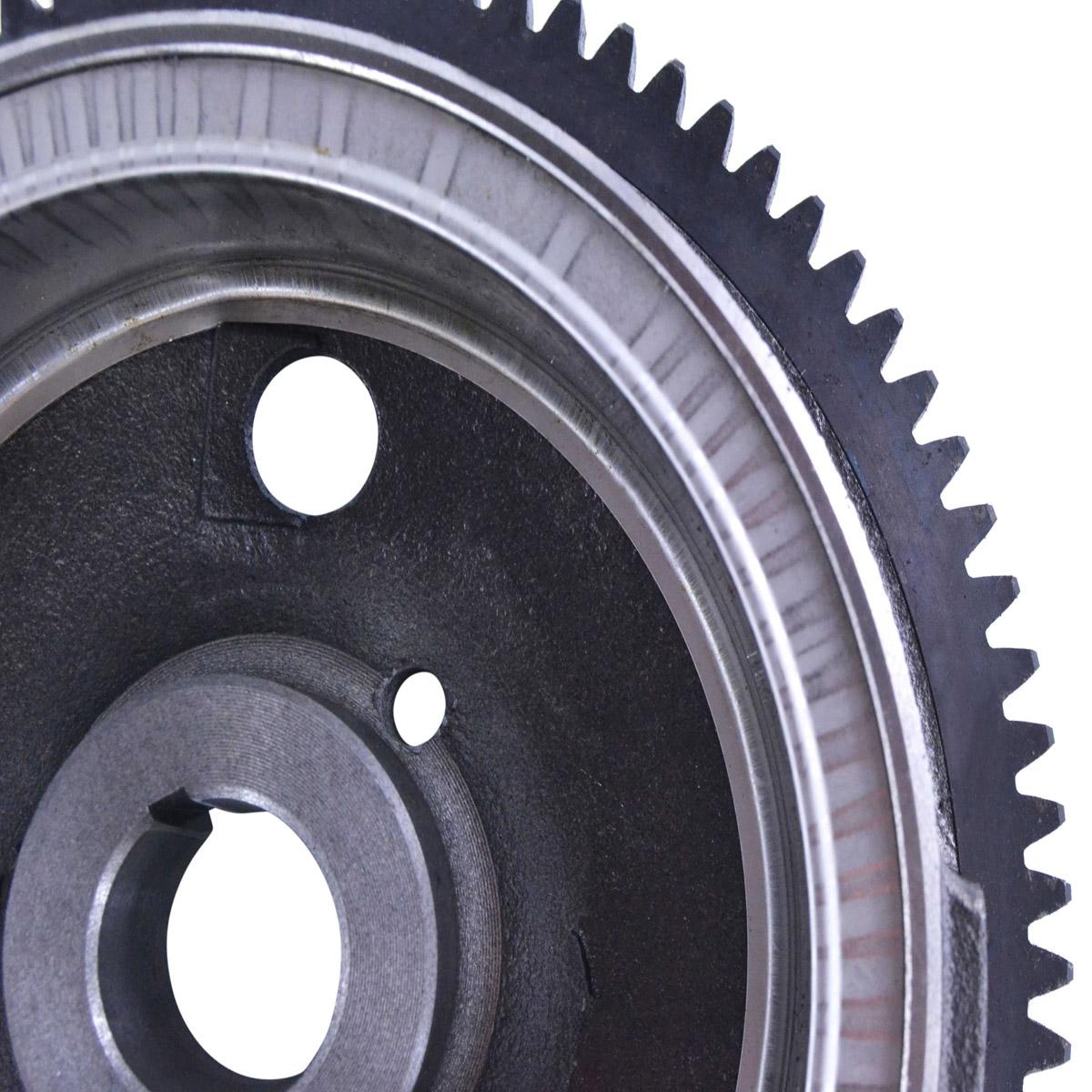 Kit Flywheel Flywheel Puller For Polaris ATP Big Boss Magnum Scrambler Sportsman HO Worker 400 500 FF97 1997 1998 1999 2000 2001 2002 2003 2004 OEM Repl.# 3085558 3086819 3086983 3087166