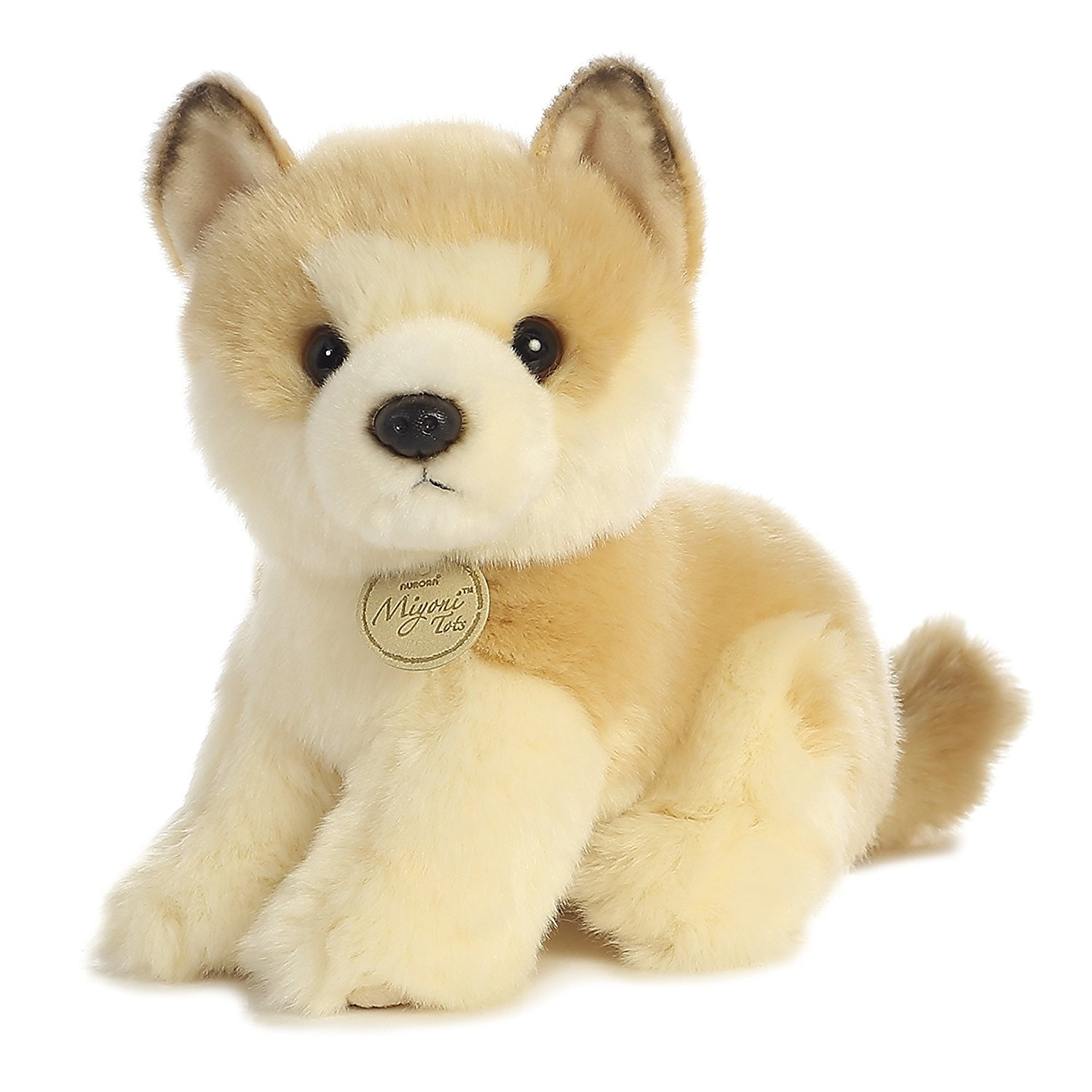 Aurora World Miyoni Tots Akita Puppy Plush 8 Tall 765326613524 Ebay