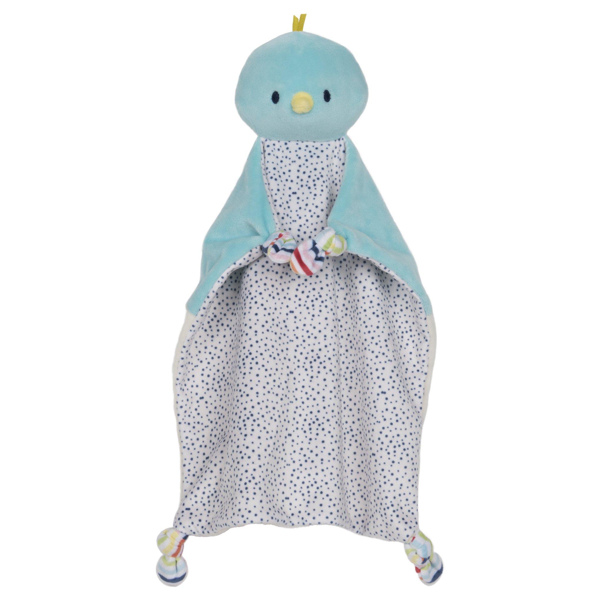 Elmo Sensory Blanket Baby Crinkle Toy Handmade