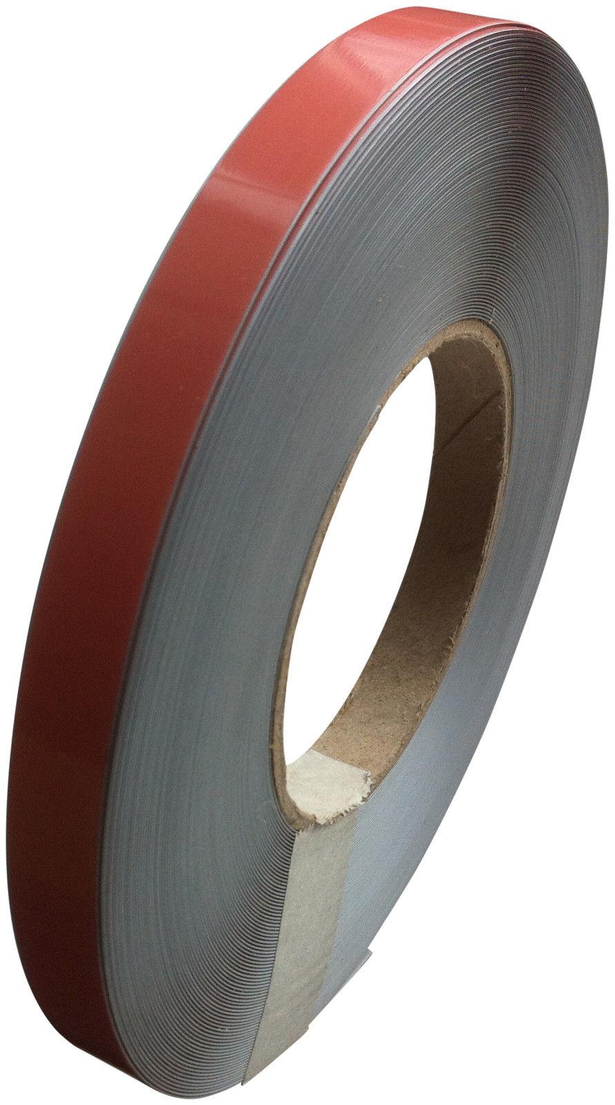 pour utilisation avec ruban d/'acier Bande magnétique pour secondaire vitrage 5 m Roll