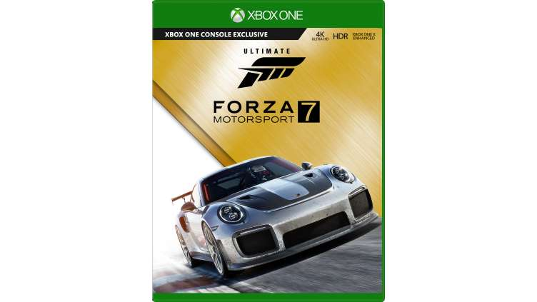 forza motorsport 7 ultimate edition for xbox one 889842228137 ebay. Black Bedroom Furniture Sets. Home Design Ideas