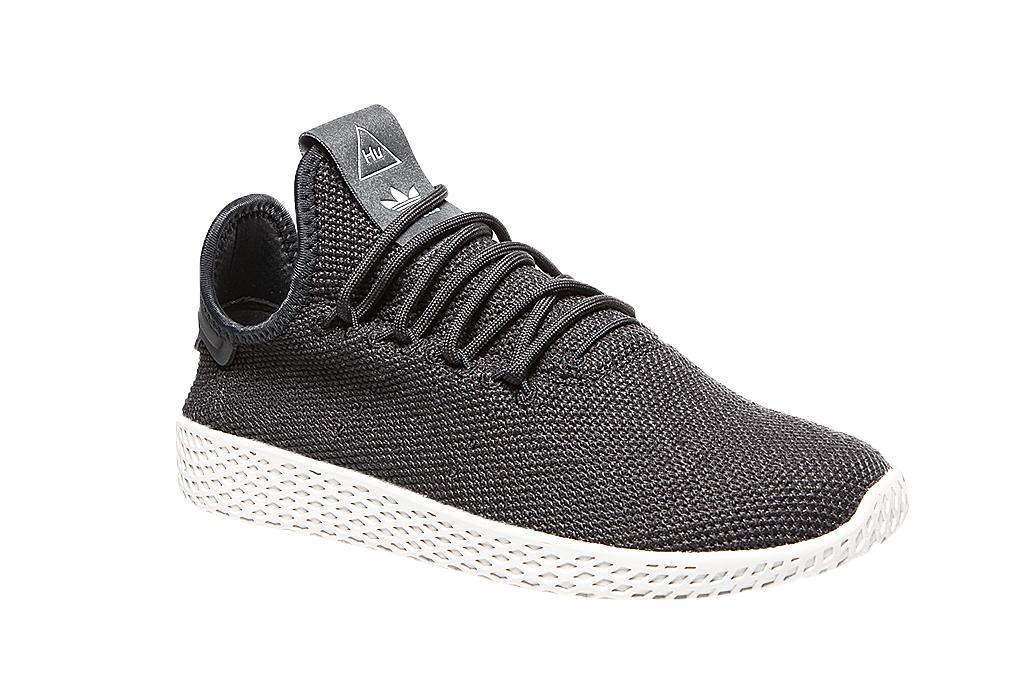 adidas originali pw tennis hu j carbonio giovani formatori scarpe tessili
