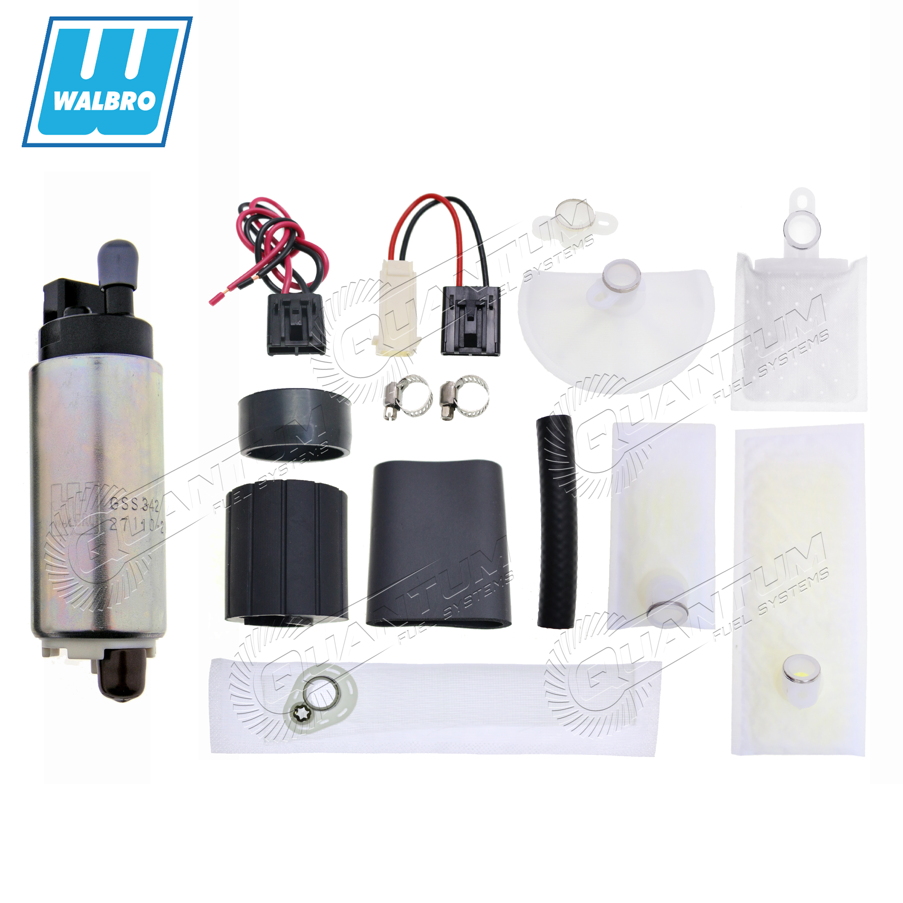 Walbro Fuel Pump For All Nissan 350Z 370Z 255 LPH NISMO New