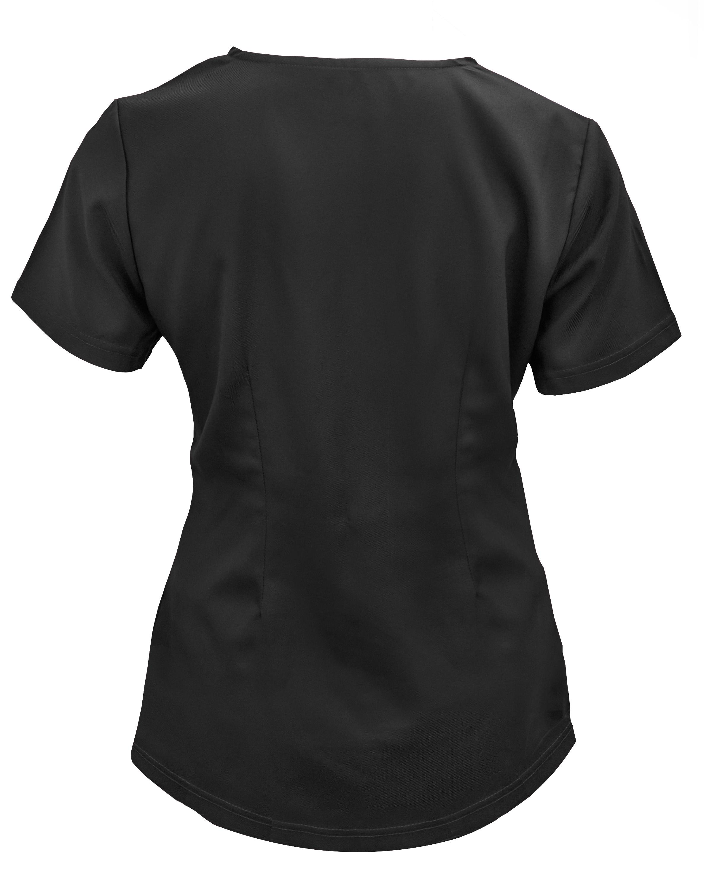 Soulful-Scrubs-Women-039-s-2336-2-Pocket-V-Neck-Scrub-Top miniature 7