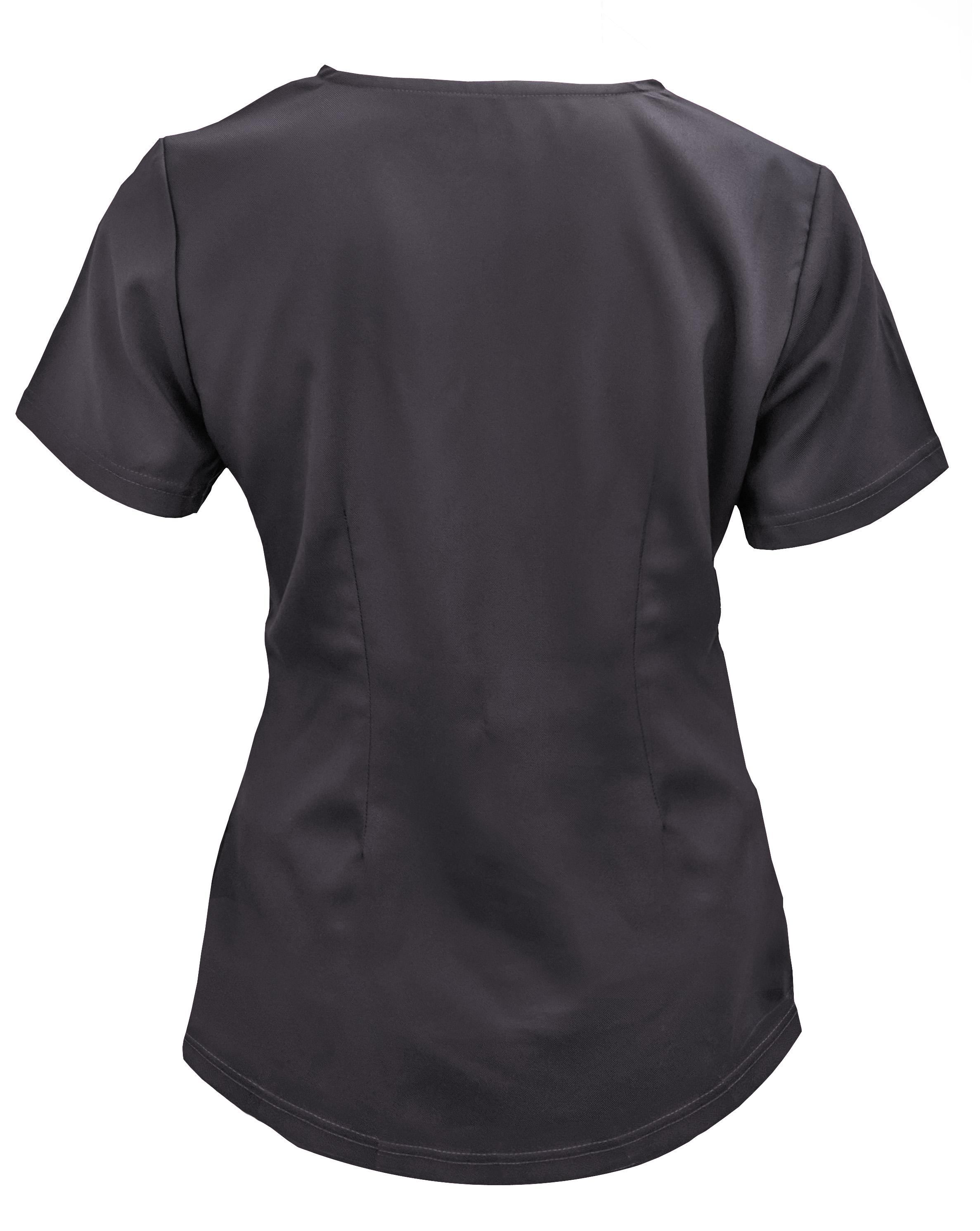 Soulful-Scrubs-Women-039-s-2336-2-Pocket-V-Neck-Scrub-Top miniature 17
