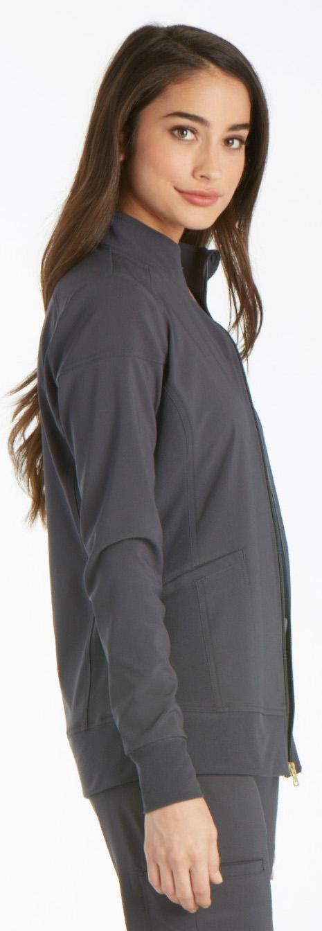 iFlex by Cherokee Women's CK303 Scrub Jacket   eBay