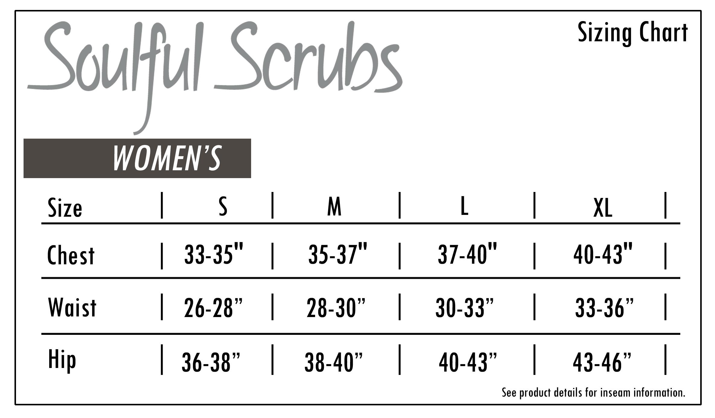 Soulful-Scrubs-Women-039-s-2336-2-Pocket-V-Neck-Scrub-Top miniature 10
