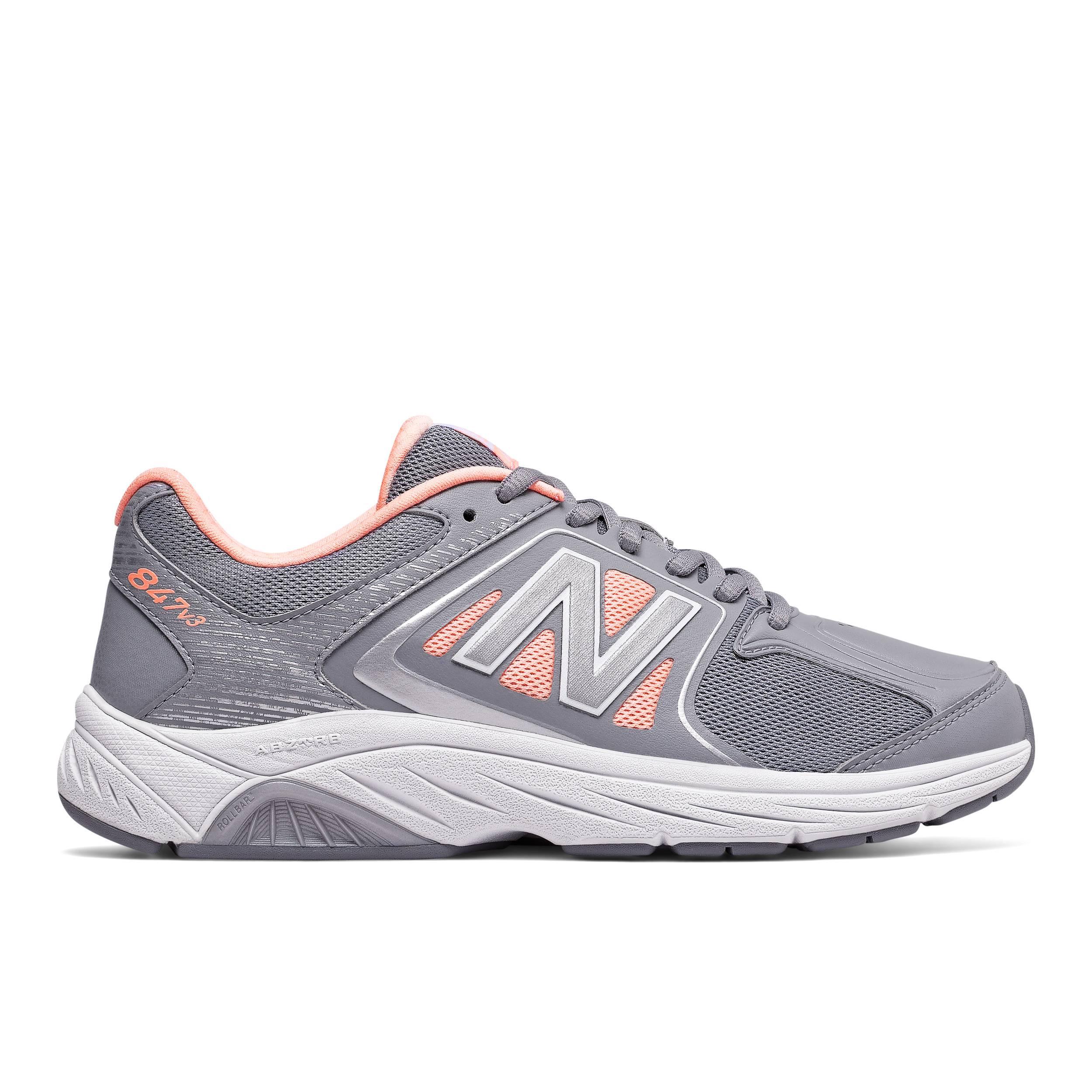 New Balance Women's W847v3 Motion Control Health Walking Shoe