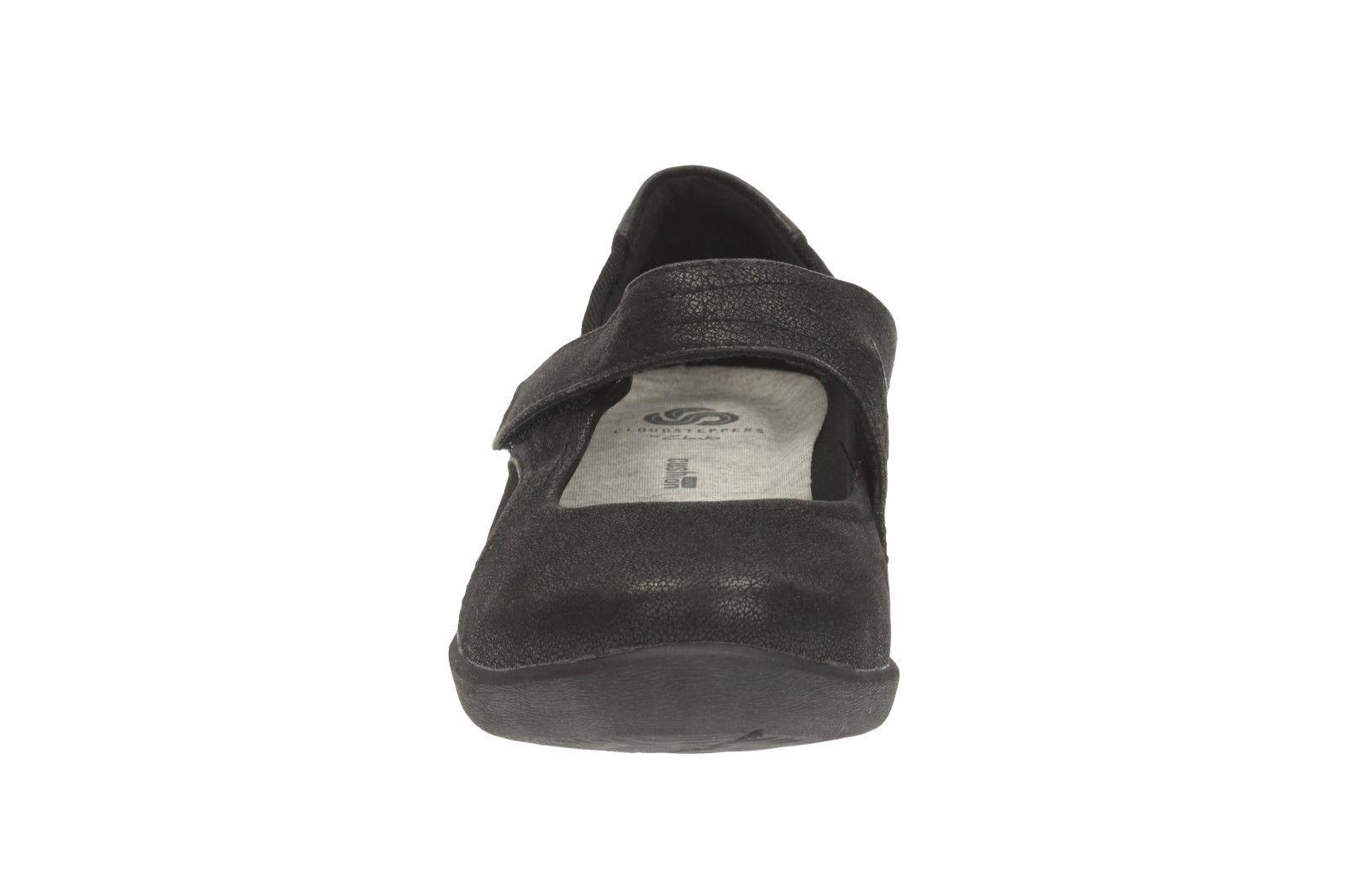 Clarks Artisan Mary Jane Nubuck Shoes