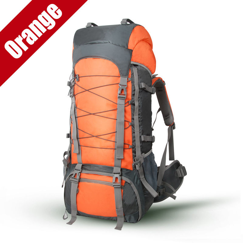 TONPAR 70L Climbing Hiking Camping Backpack Outdoor knapsack ...