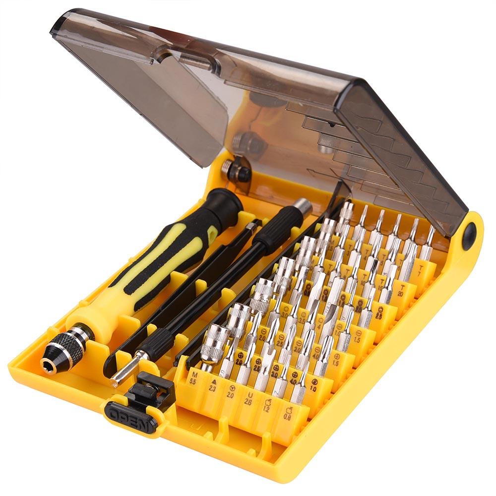 precision screwdriver tool set torx screw driver phone pc laptop repair kit. Black Bedroom Furniture Sets. Home Design Ideas