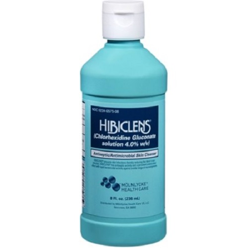 Hibiclens Surgical Scrub 4% CHG (Chlorhexidine Gluconate) 16 oz. Bottle, Pack of 6 Ageless Skin Care Transformative Night Serum with Tsubaki & Rose - 1 oz. by EO Products (pack of 1)