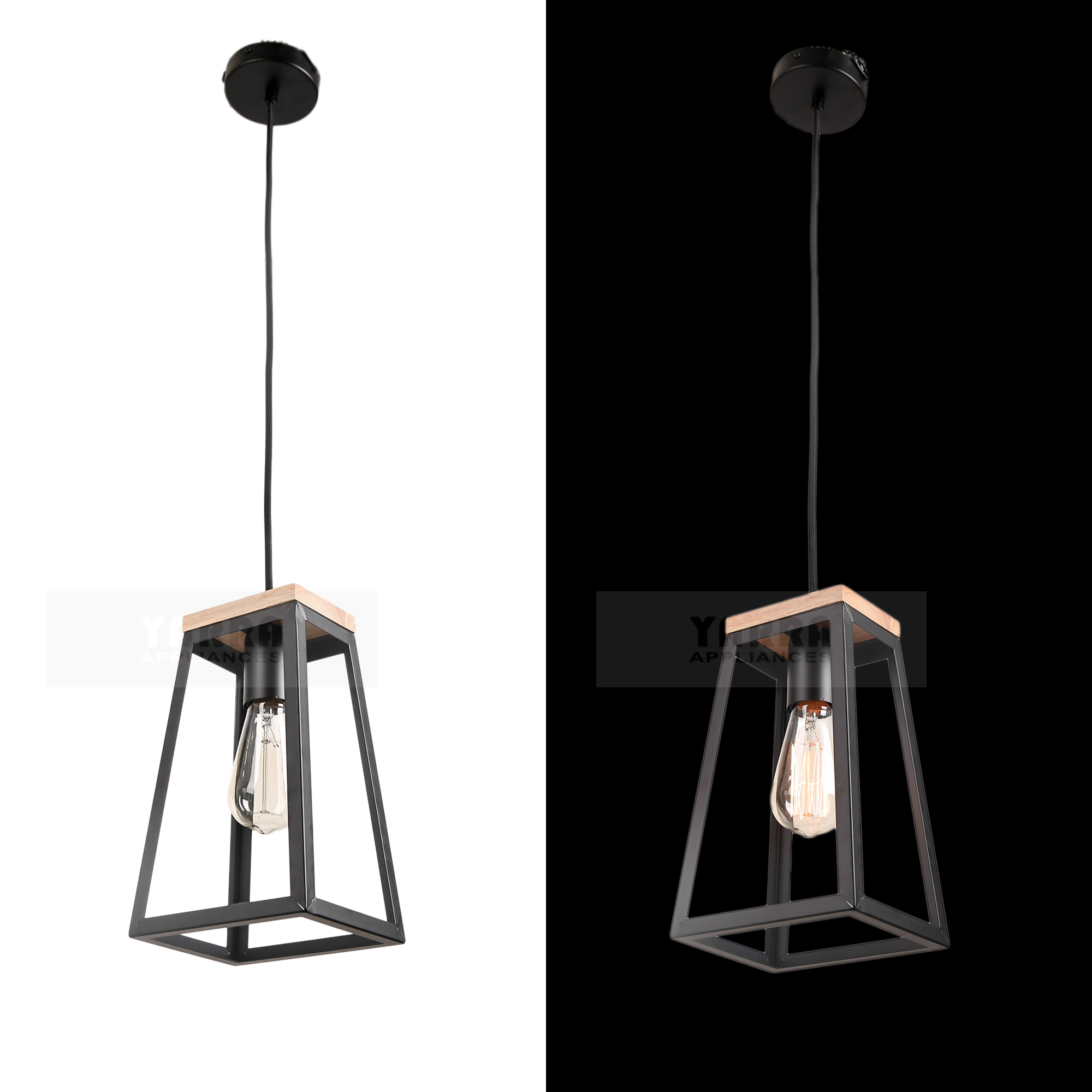 industrial style pendant lighting. modern lantern pendant light industrial style in matt blacktimber lighting l