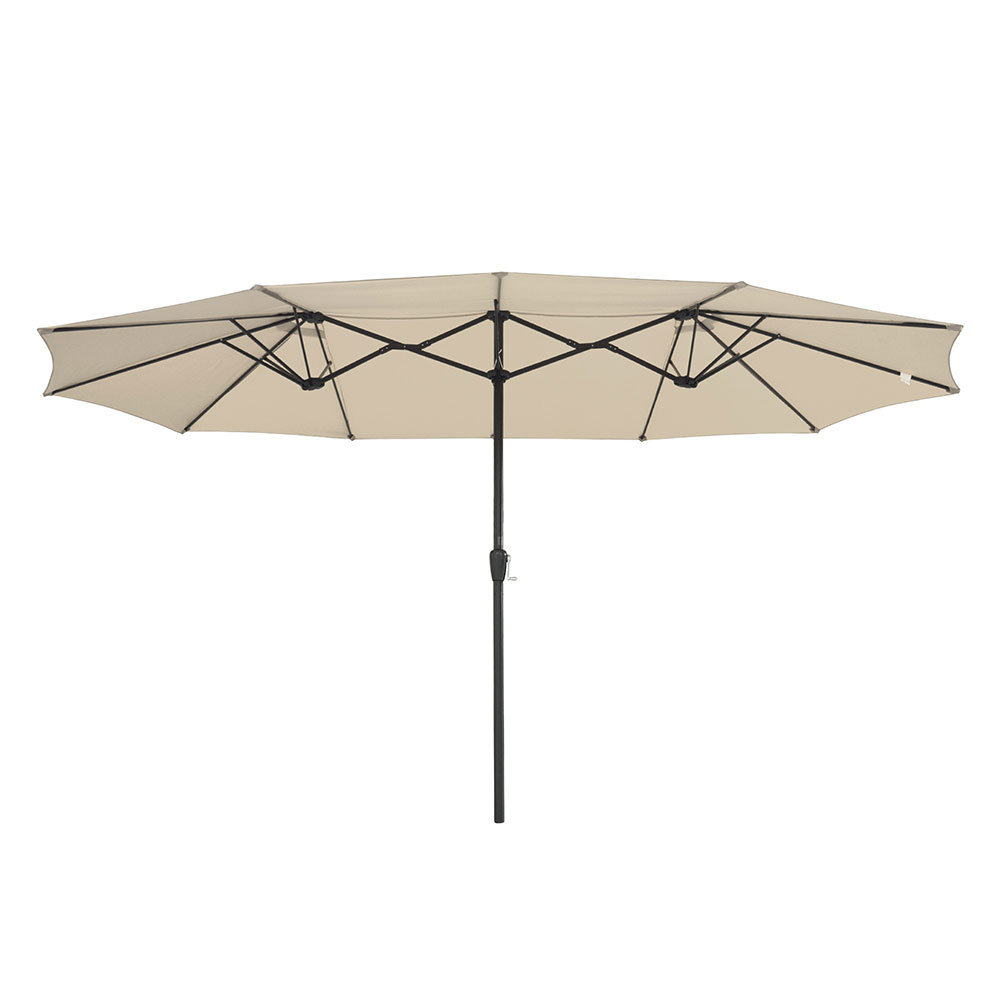 2-5m-2-7m-3m-Round-Square-Garden-Parasol-Shade-Outdoor-Patio-Umbrella-Crank-Tilt thumbnail 238