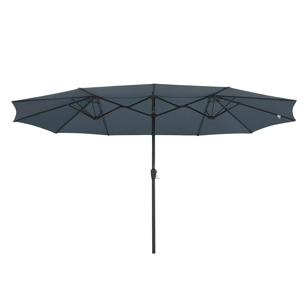 2-5m-2-7m-3m-Round-Square-Garden-Parasol-Shade-Outdoor-Patio-Umbrella-Crank-Tilt thumbnail 218