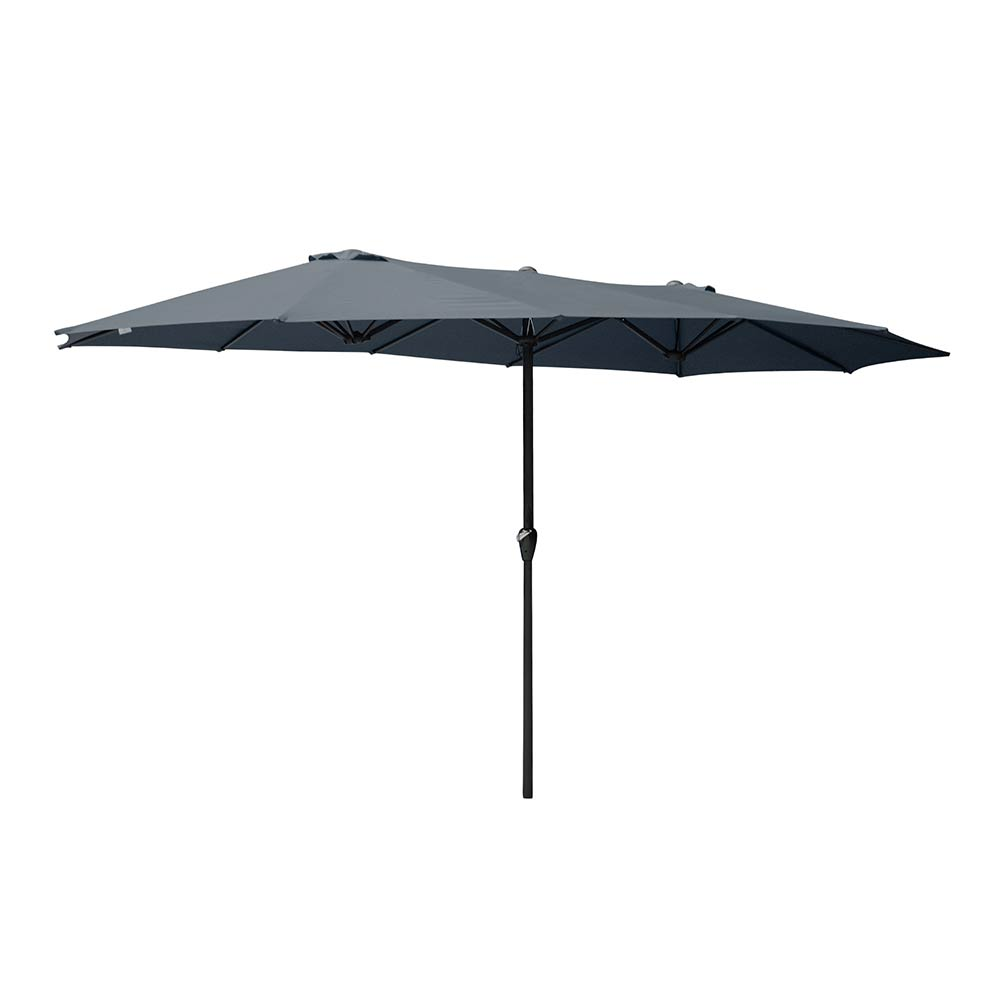 2-5m-2-7m-3m-Round-Square-Garden-Parasol-Shade-Outdoor-Patio-Umbrella-Crank-Tilt thumbnail 220