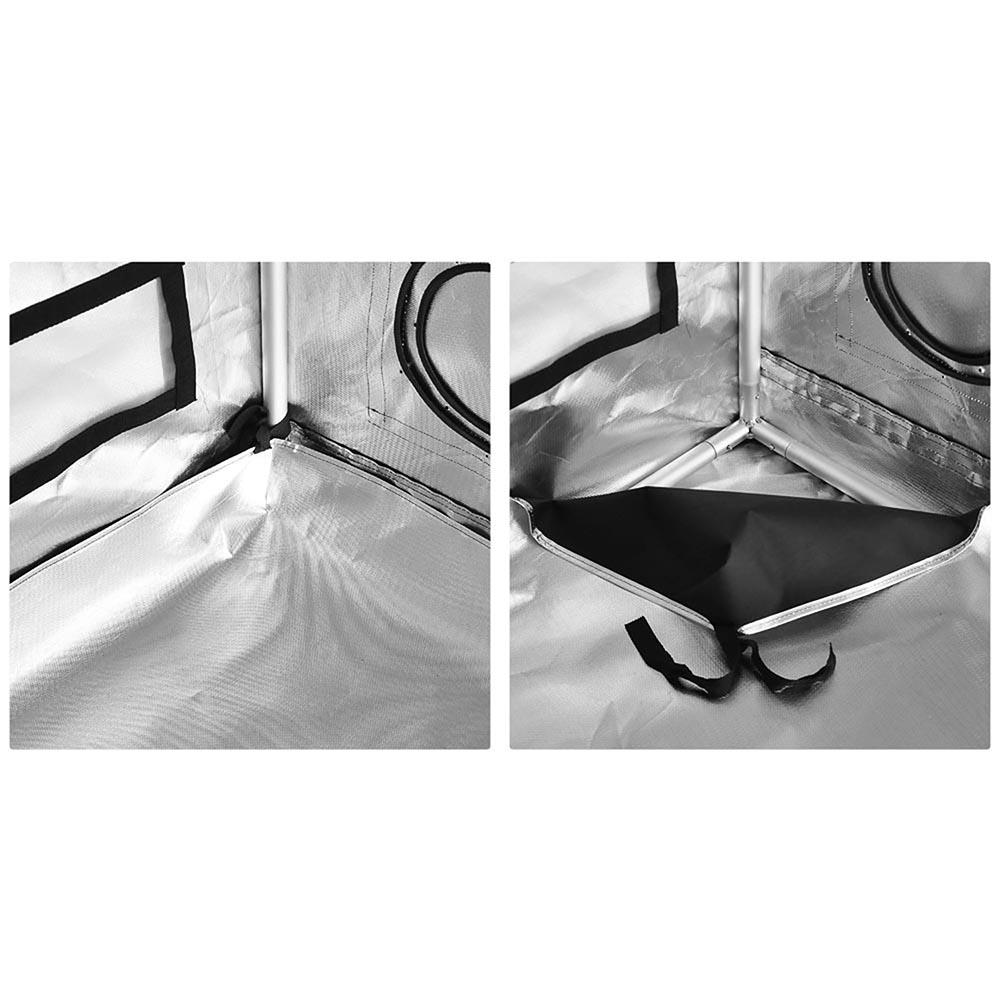 Hydroponics-Grow-Tent-Kits-Reflective-Mylar-Indoor-Tarps-Plant-Room-Oxford-Cloth thumbnail 40