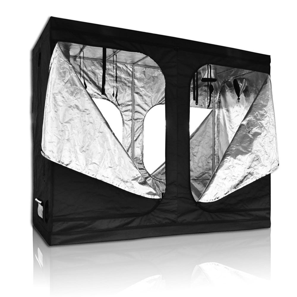 Hydroponics-Grow-Tent-Kits-Reflective-Mylar-Indoor-Tarps-Plant-Room-Oxford-Cloth thumbnail 21
