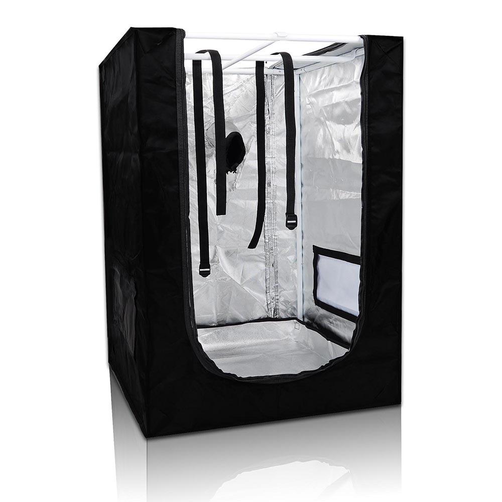 Hydroponics-Grow-Tent-Kits-Reflective-Mylar-Indoor-Tarps-Plant-Room-Oxford-Cloth thumbnail 29