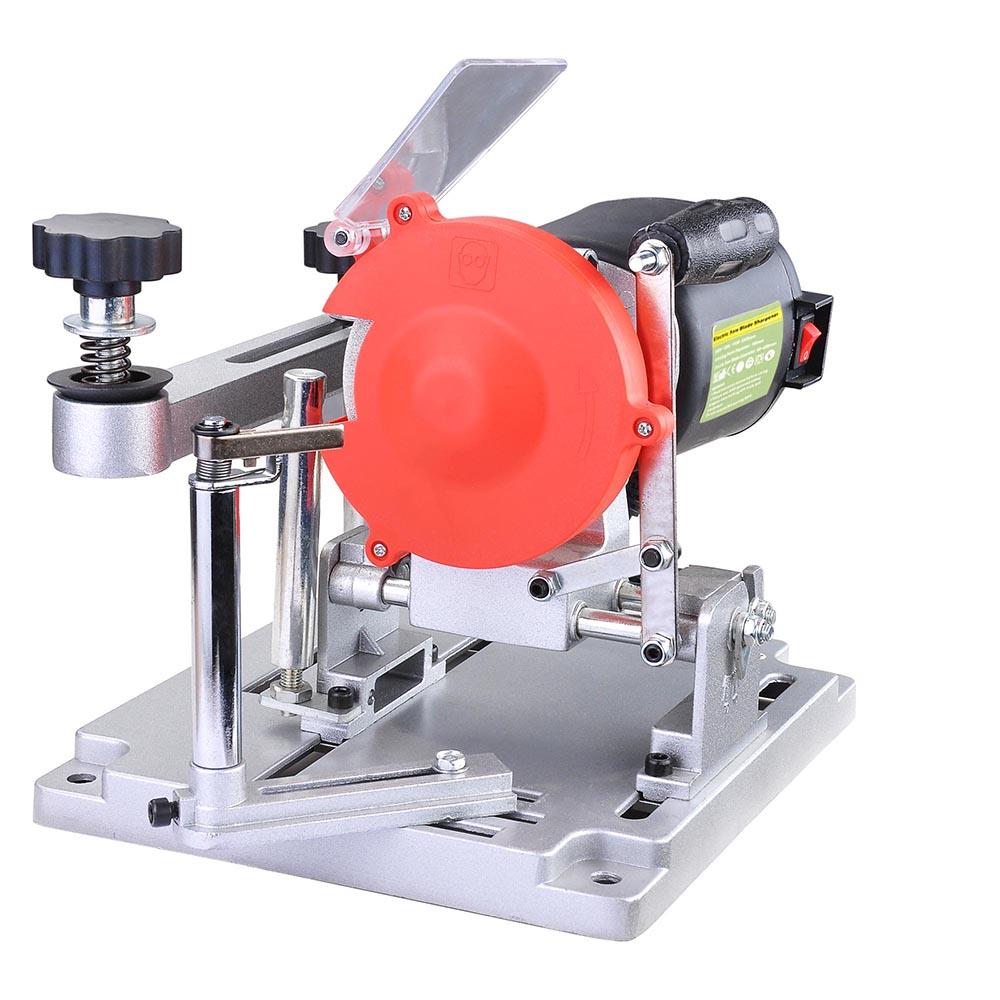 5300rpm Electric Circular Grinder Sharpener Wheel Machine