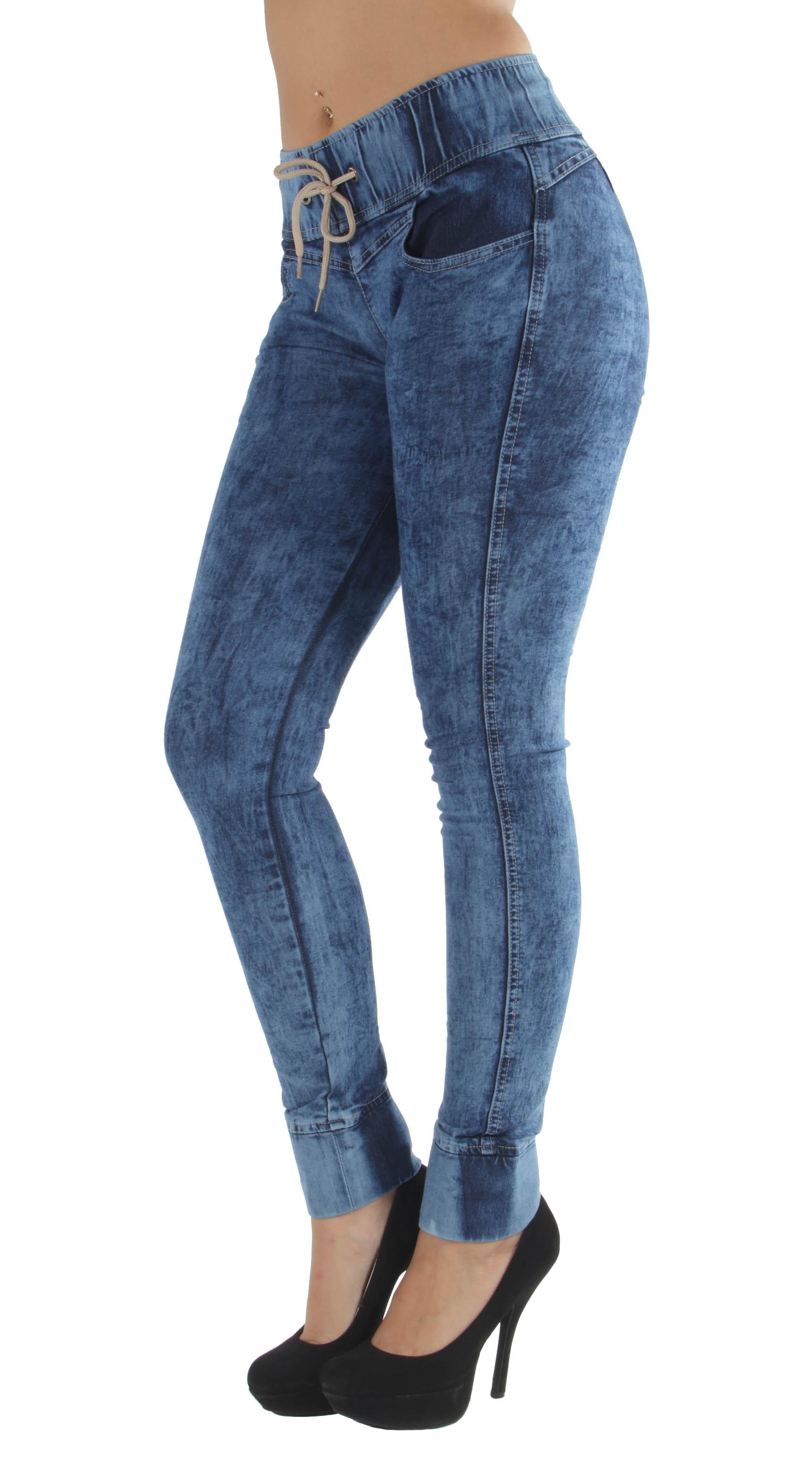 N967-Colombian-Design-Butt-Lifting-Levanta-Cola-Elastic-Waist-Skinny-Jeans