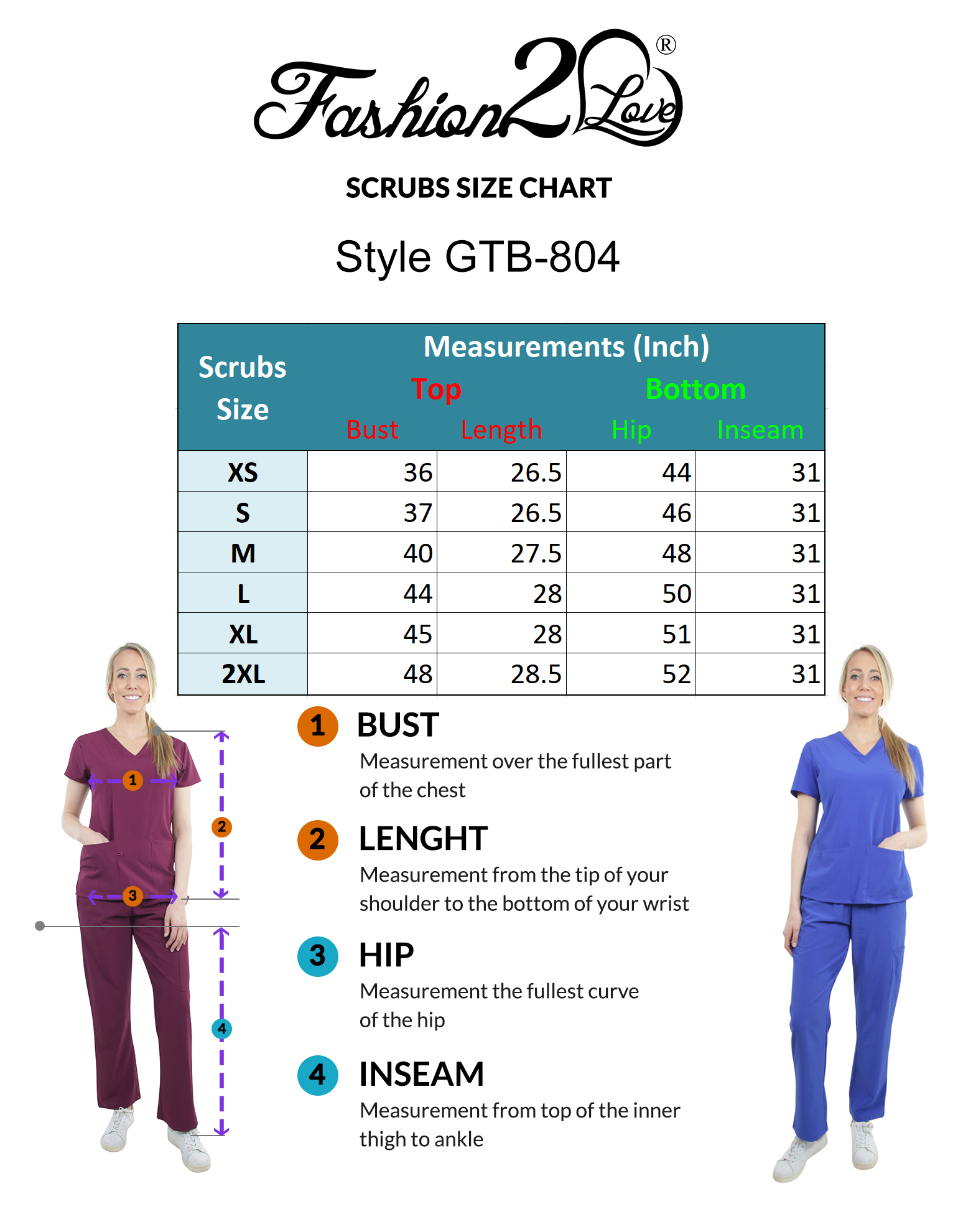 Unisex-Stretch-Medical-Uniform-Five-Pockets-V-Neck-Scrubs-Sets-with-Side-Panels miniature 30