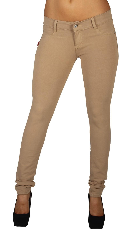 U-Turn Jeans Women's Plus Size Basic Skinny Leg Stretch Soft ...