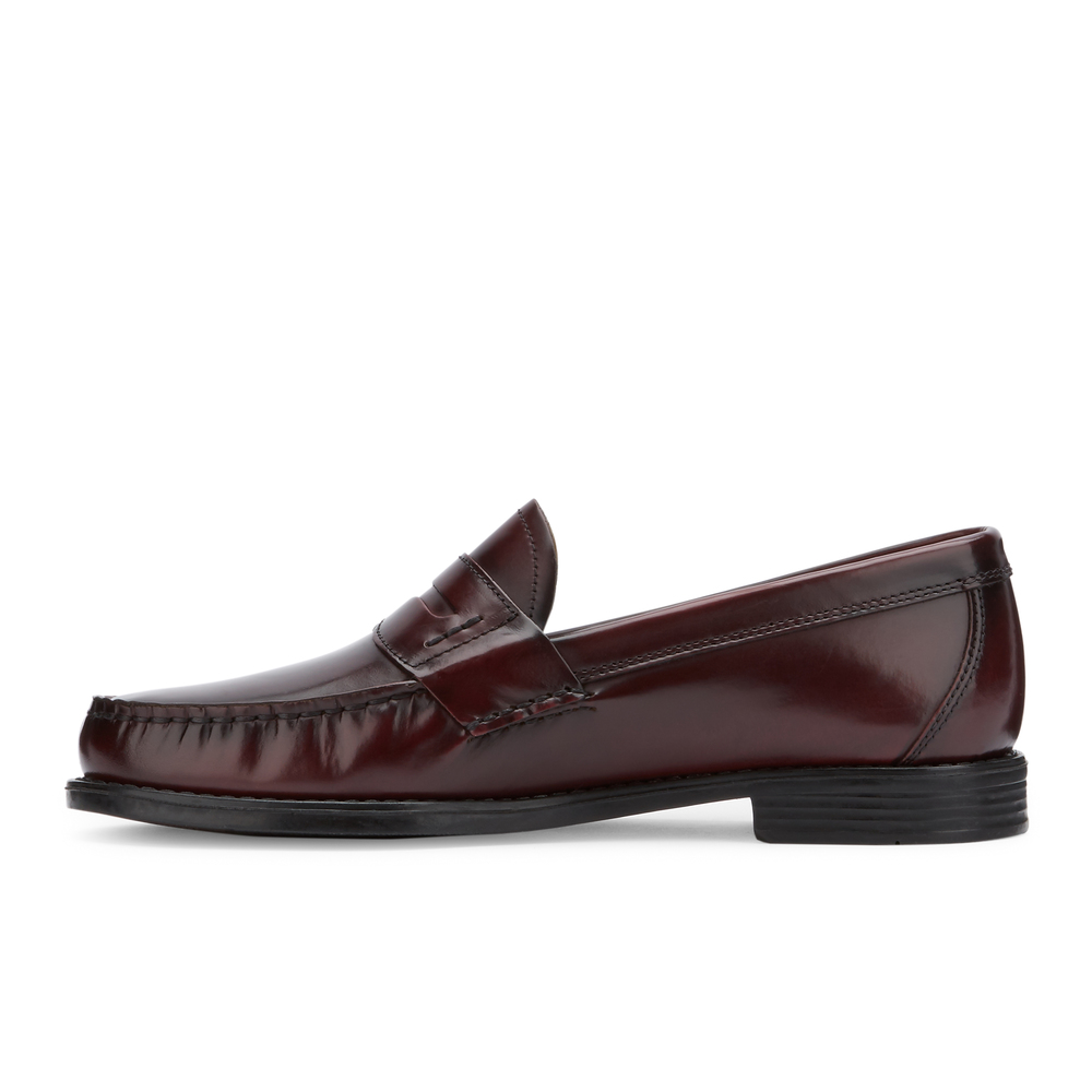 f1b9c39212d9 G.H. Bass   Co. Mens Wagner Genuine Leather Slip-on Classic Penny ...