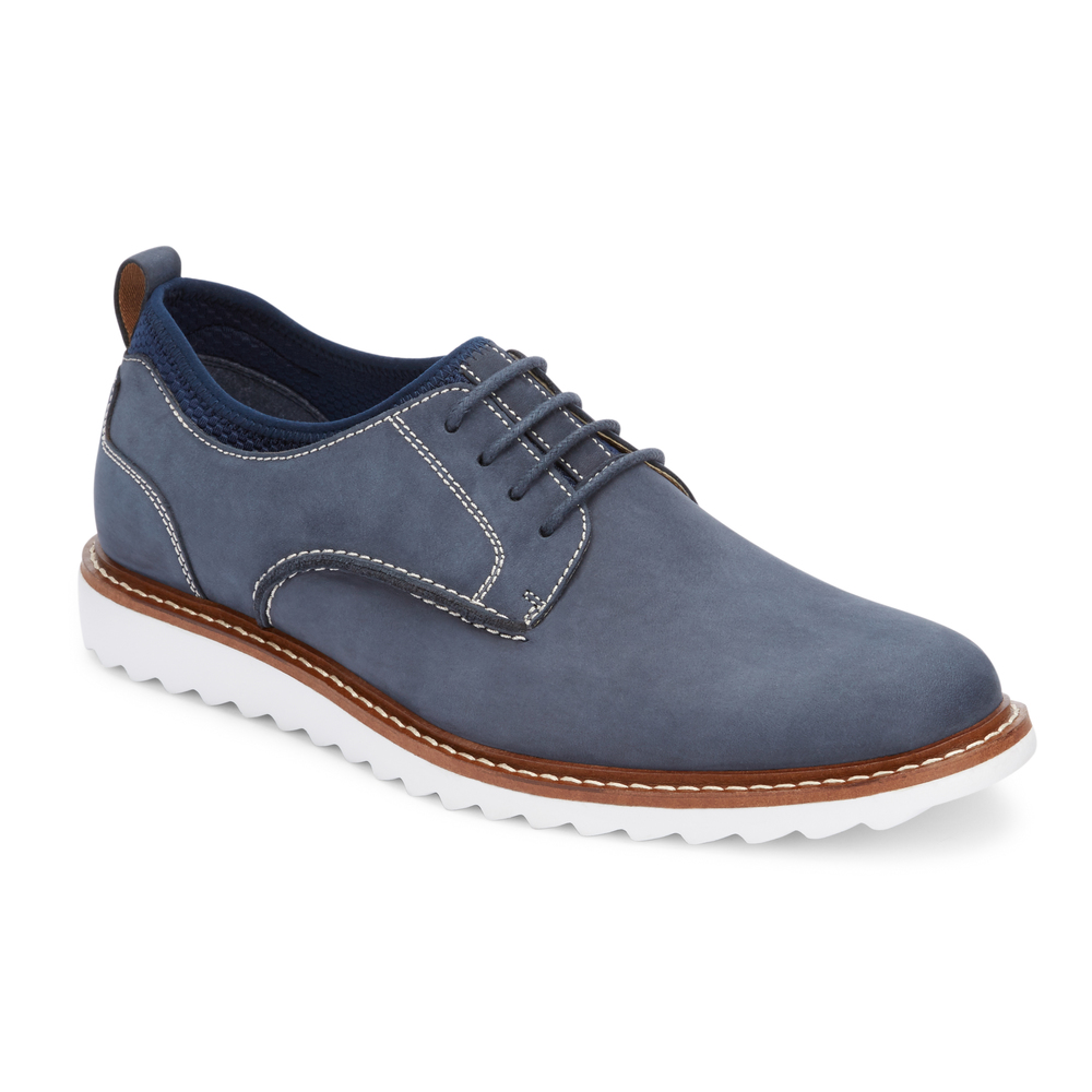 G.H. Bass & Co. 2.0 Uomo Dirty Buck 2.0 Co. Genuine Pelle Plain Toe Oxford Shoe f271f3