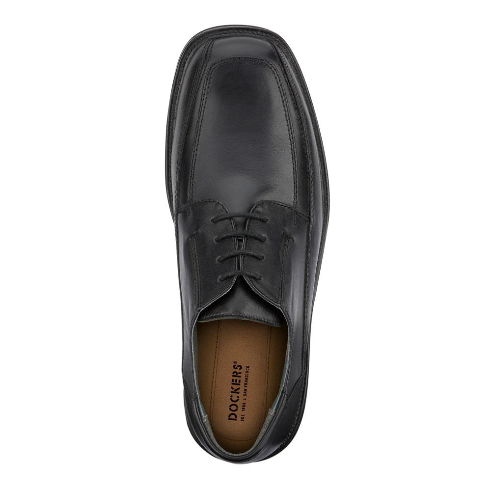 Dockers-Mens-Perspective-Genuine-Leather-Business-Dress-Lace-up-Oxford-Shoe thumbnail 8
