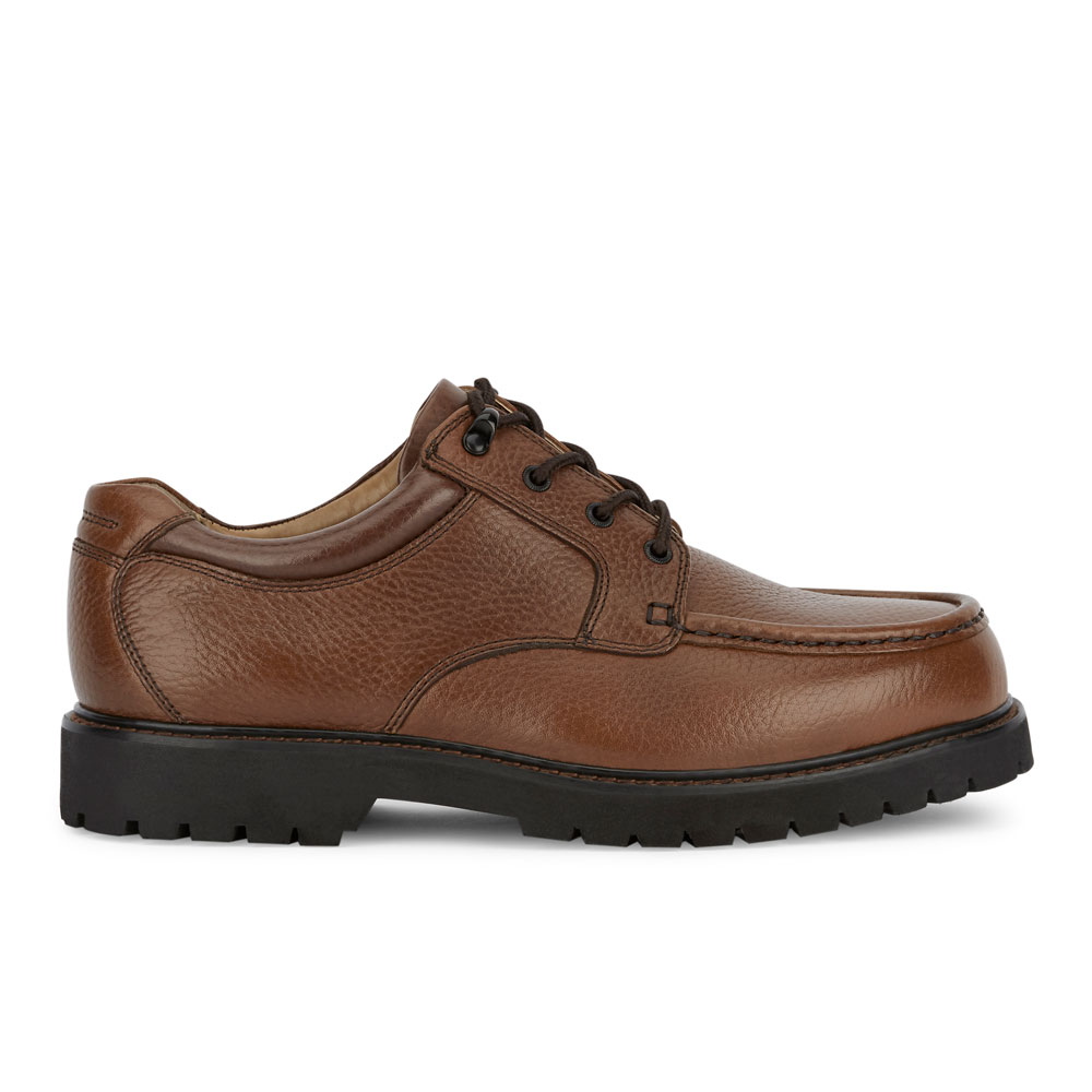 Dockers-Mens-Glacier-Genuine-Leather-Rugged-Casual-Lace-up-Oxford-Shoe thumbnail 18