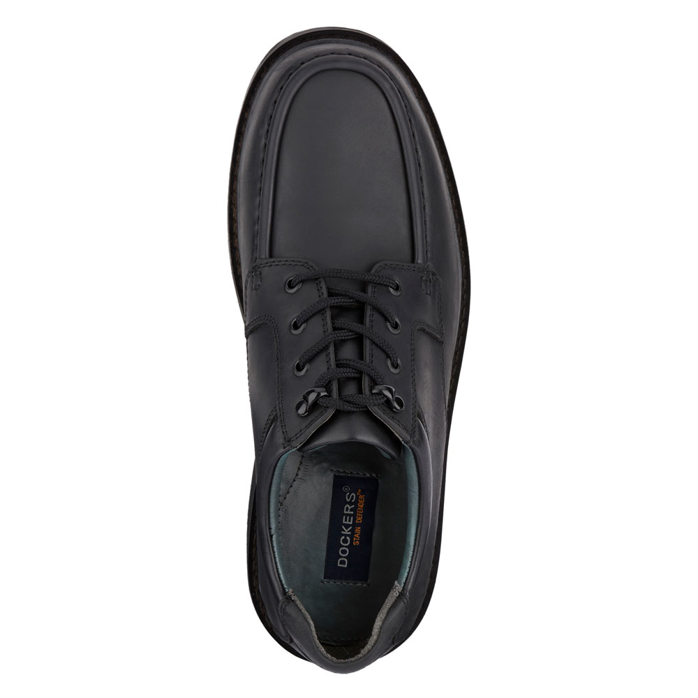 Dockers-Mens-Glacier-Genuine-Leather-Rugged-Casual-Lace-up-Oxford-Shoe thumbnail 8