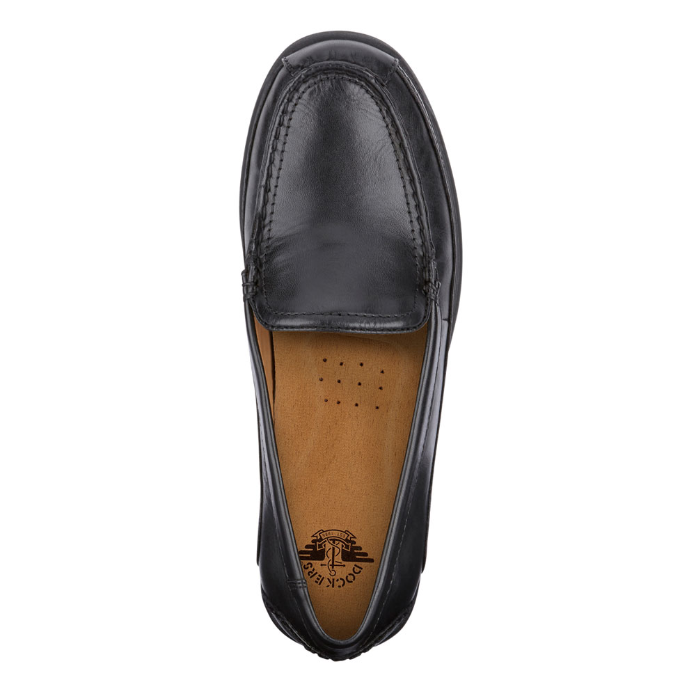Dockers-Mens-Catalina-Leather-Casual-Slip-on-Comfort-Loafer-Shoe thumbnail 8