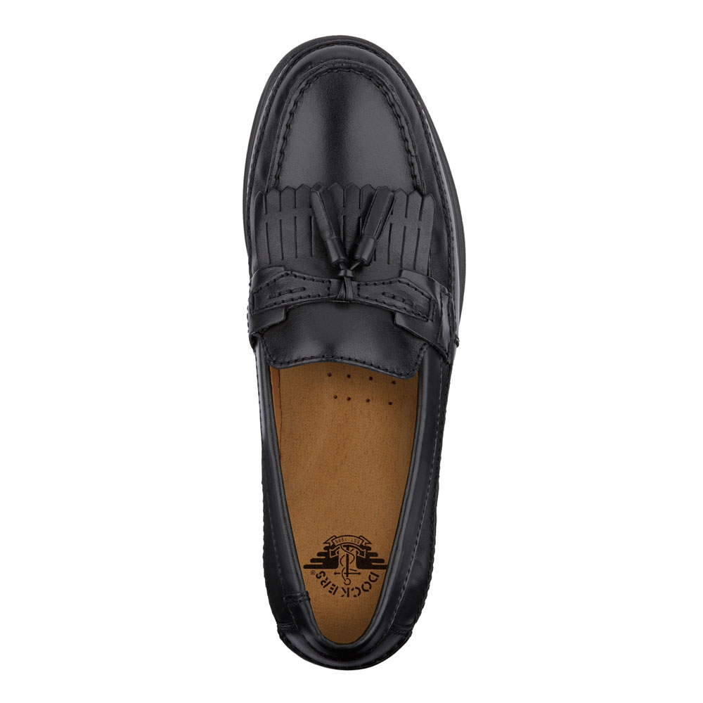Dockers-Mens-Sinclair-Leather-Dress-Casual-Tassel-Slip-on-Comfort-Loafer-Shoe thumbnail 14