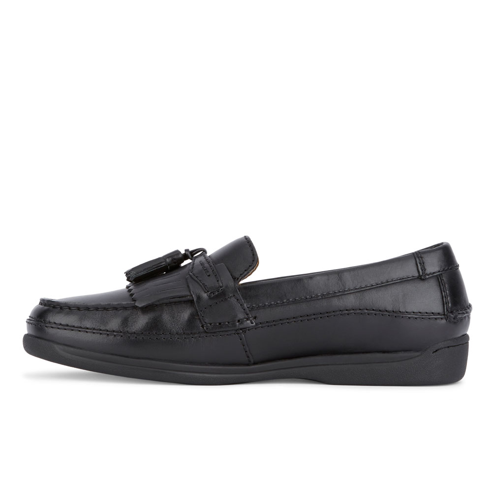 Dockers-Mens-Sinclair-Leather-Dress-Casual-Tassel-Slip-on-Comfort-Loafer-Shoe thumbnail 17